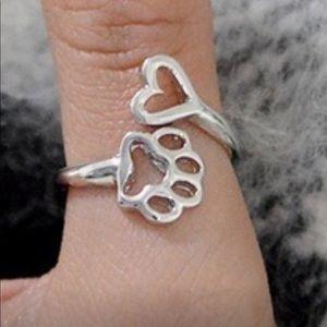 Jewelry - 🐾FOOTPRINTS RING🐾